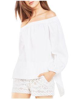 Daniela Off-the-shoulder Top