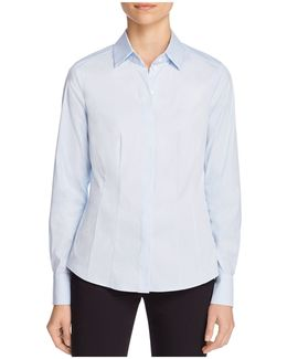 Fitted Stretch Blouse