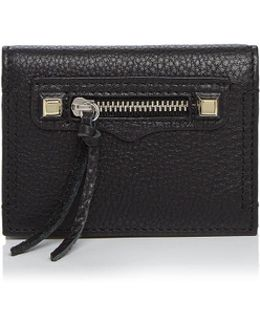 Regan Leather Card Case