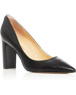 Katie Pointed Toe Pumps