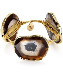 Agate Station Bangle