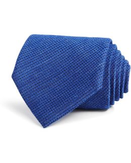 Textured Solid Classic Tie