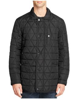 Auburn Quilted Field Jacket