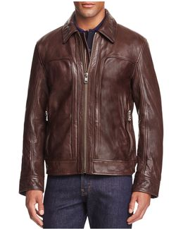 Outpost Leather Jacket