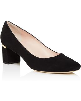 Dolores Too Mid Heel Pumps