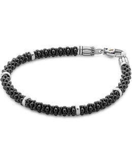 'caviar Gold' Bracelet