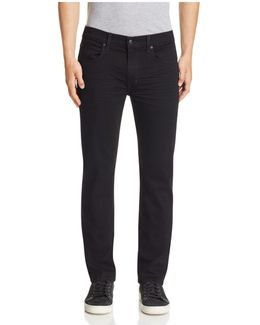 Brixton Kinetic Collection Straight Fit Jeans In Griffith