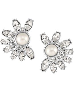 Marquis Clip-on Earrings