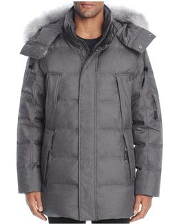 Altitude Quilted Down Parka