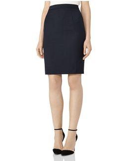 Indi Textured Skirt