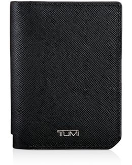 Mason Gusseted Card Case