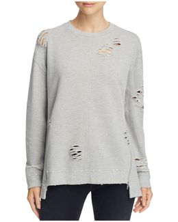 Lyndon Distressed Sweatshirt