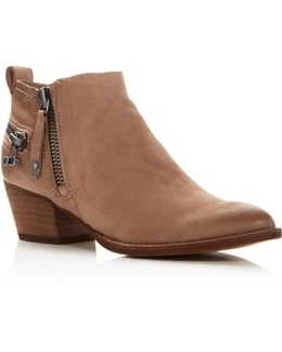 Saylor Pointed Toe Booties