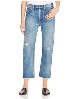 Union Slouch Jeans In Craftsman