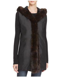 X Trilogy Reversible Sheared Mink Vest - Bloomingdale's Exclusive