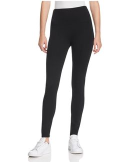 Center Seam Ponte Leggings