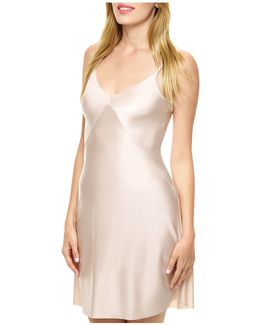 Luxe Satin Princess Slip