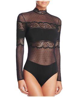 Amore Long Sleeve Bodysuit