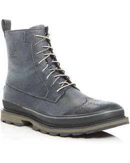 Madson Wingtip Boots