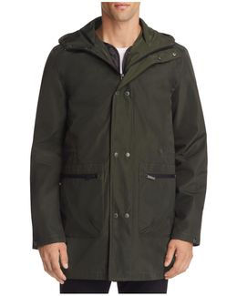 Squadron 3 In 1 Hooded Jacket