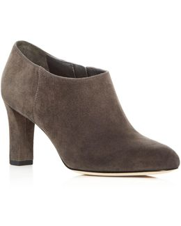 Padma High Heel Booties