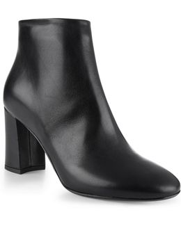 Hannah Block Heel Booties