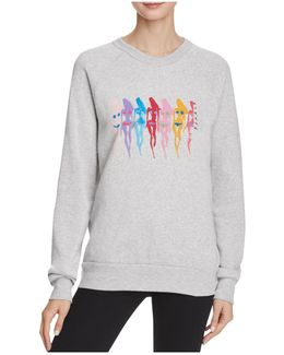 Stand Up To Breast Cancer Sweatshirt