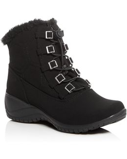 Alexa Waterproof Cold Weather Boots