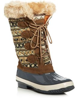 Andie Quilted Cold Weather Boots