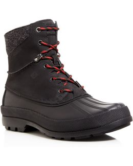 Cold Bay Boots With Vibram Arctic Grip