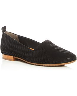 Lenny Dotted Loafers