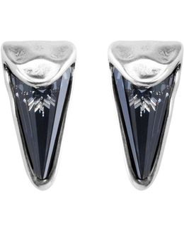 Blakie Swarovski Crystal Stud Earrings