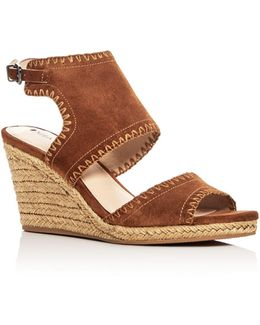 Izett Espadrille Wedge Sandals