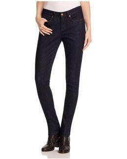 System Skinny Jeans In Indigo