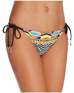 Brasilia Side Tie Bikini Bottom