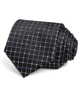 Connected Dots Classic Tie