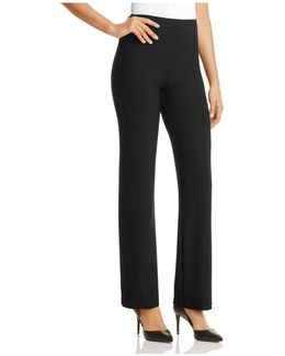 Madison Seamed Bootcut Pants