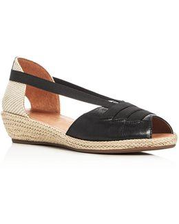 Luci Demi Wedge Espadrille Sandals
