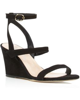 Cassie Wedge Sandals