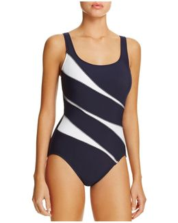 Sports Page Helix One Piece Swimsuit