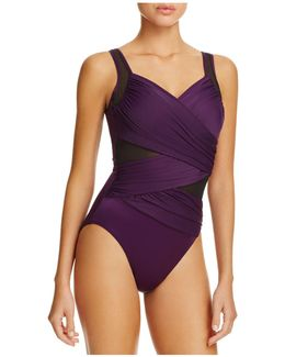 Network Madero One Piece Swimsuit