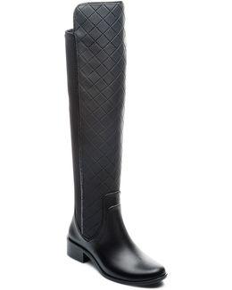 Eve Over The Knee Waterproof Rain Boots