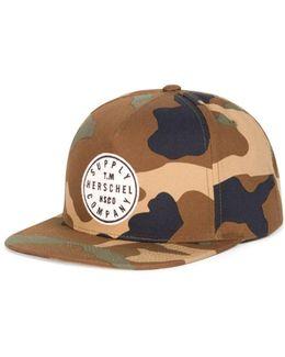 T.m. Snapback Cap