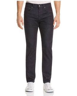 Kinetic Collection Slim Fit Jeans In Nuhollis