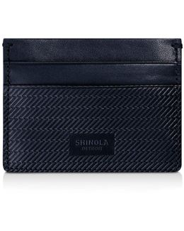 Embossed Card Case