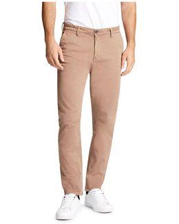 Sawyer Bow Legged Slim Fit Pants