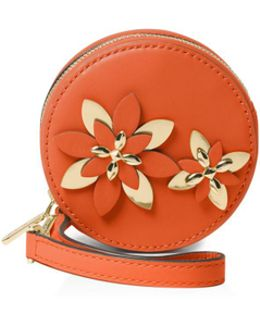 Flower Pouch Small Coin Case