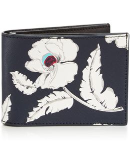 Poppy Floral Wallet