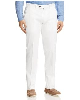 Stretch Regular Fit Trousers