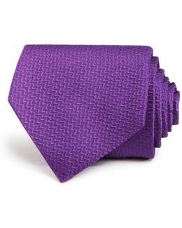 Zig Zag Classic Tie